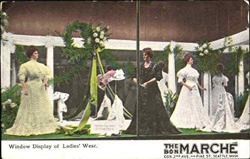 the-bon-marche-cor-2nd-ave-and-pike-st-seattle-washington-original-vintage-postcard