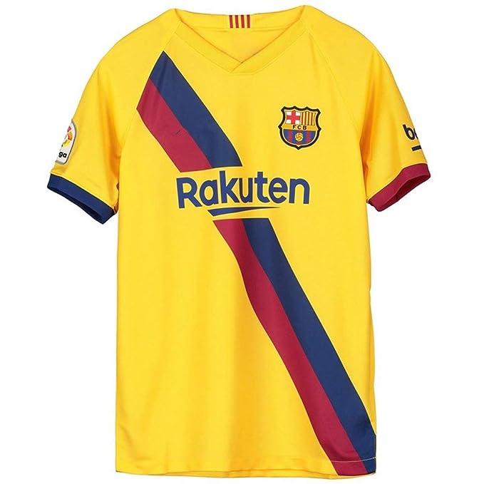 HSKS Camiseta de Barcelona, 19-20 Nuevo Traje de fútbol de ...
