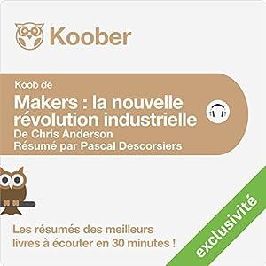 rsum makers la nouvelle rvolution industrielle de chris anderson audiobook - Resume Makers