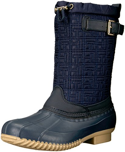 Tommy Hilfiger Women's Rocke Snow Boot, Navy, 7 M (Woman Boots Tommy Hilfiger)