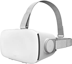 WYL Vr Glasses, Headset Vr Headset, 3D Virtual Reality Game Movie Vr, for 3.5–6 Inch iPhone/Android Phones