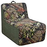 Kangaroo Trading Tween Lounger Mossy Oak Country with Fremont Cypress Sides Childrens Chairs