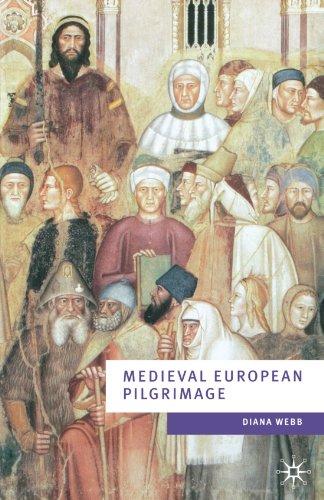 Medieval European Pilgrimage, C.700 - C.1500
