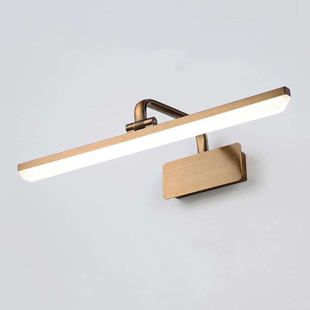 13W51CM JBP Max Spiegel Licht Bad Light Bad LED Mirror Scheinwerferlicht Retro-Spiegelschrank Lampe Make-Up-Lampe,13W51CM