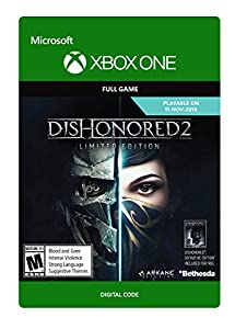 Dishonored 2 - Xbox One Digital Code