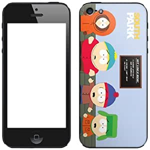 Zing Revolution South Park Premium Vinyl Adhesive Skin for iPhone 5, Lunch Menu (MS-SPRK120318)