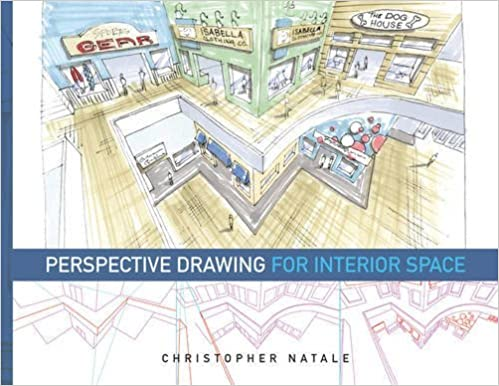 Book Perspective Drawing for Interior Space by Christopher Natale (2011-12-02)