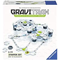 GraviTrax Starter-Set: Das interaktive Kugelbahnsystem