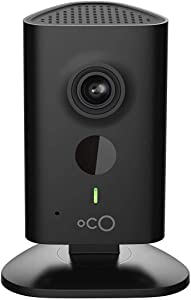 Oco CO-14US Wi-Fi Security Camera System with Micro SD Card support and Cloud Storage, Black