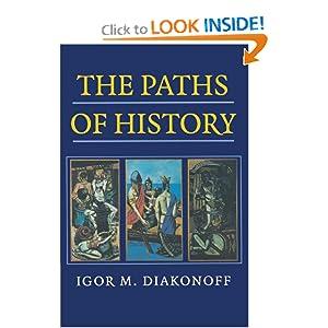 Paths of History Geoffrey Hosking, Igor M. Diakonoff