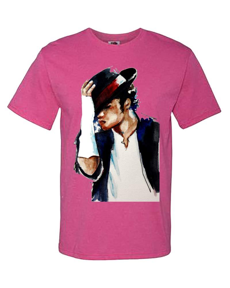 King Of Pop Michael Jackson T Shirt M190 Tribute T Shirt 8108