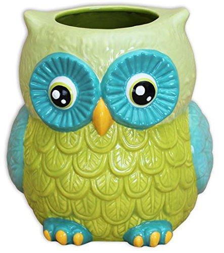 Big Owl Planter - Paint Your Own Ceramic Keepsake