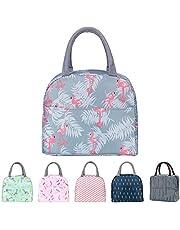 Lunch Bag, Tote tas voor vrouwen, brede open geïsoleerde koeltas, waterbestendig thermische lekvrije lunchorganizer voor mannen meisjes kinderen outdoor picknick werk