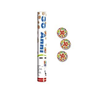 BiG Party Sparacoriandoli cm.30 Stardust - 30 DIMAV SRL