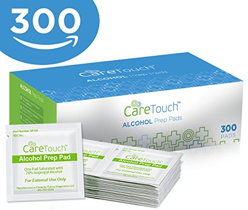 care-touch-sterile-alcohol-prep-pads-medium-2-ply-300-alcohol-wipes