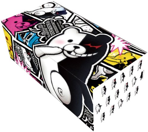 Character Card Box Collection  Dangan Ronpa [Kibou no Gakuen to Zetsubou no Koukousei]