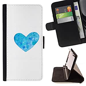 Jordan Colourful Shop - heart white flower floral minimalist For Sony Xperia Z1 Compact D5503 - Leather Case Absorci???¡¯???€????€??????&ac