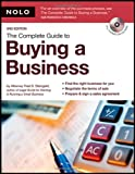 The Complete Guide to Buying a Business, Fred S. Steingold, 1413307078