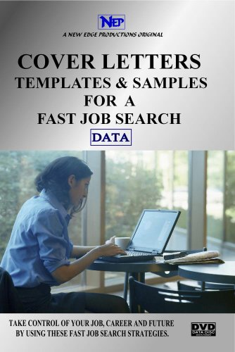 (COVER LETTER TEMPLATES & SAMPLES FOR A FAST JOB SEARCH- Limited Promotion ($149.95 Reg.))