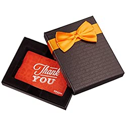 Gift Card in a Black Amazon Gift Box link image