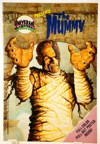 The Mummy (Official Universal Studios Monsters Presents)