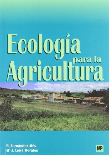 Descargar Libro Ecología Para La Agricultura Rocio Fernandez Ales