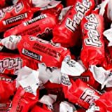 Red Fruit Punch Tootsie Roll Frooties Taffy Candy 2.4LB Bag
