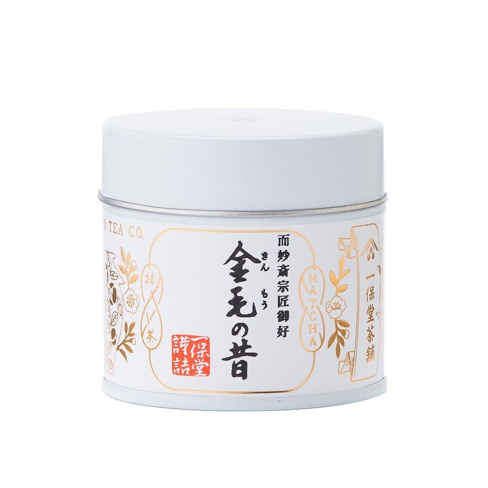 Ippodo Matcha - Smooth - Kimmo-no-mukashi (20g tin)