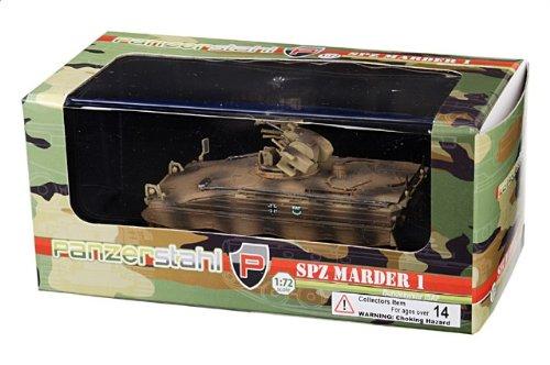 1:72 装甲車stahl ディスプレイ アーマー 88020 Rheinメタルl Landsysteme SPz Marder ディスプレイ モデル Bundeswehr ISAF Afghanis