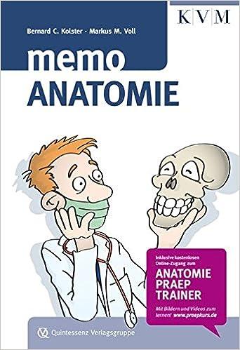 Memo Anatomie: 9783868672787: Amazon.com: Books