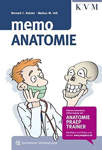 Memo Anatomie: Inkl. Online-Zugang zum Anatomie-Präp-Trainer: Amazon ...