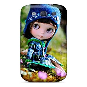 LGs8070aCNo Cute Doll Awesome High Quality Galaxy S3 Cases Skin