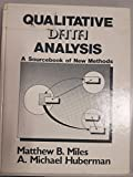 img - for Qualitative Data Analysis: A Sourcebook of New Methods book / textbook / text book