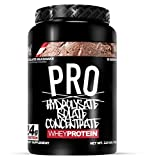 RUN EVERYTHING LABS | PRO | HYDROLYSATE, ISOLATE, CONCENTRATE | 30 SERVINGS (Chocolate Milkshake) For Sale
