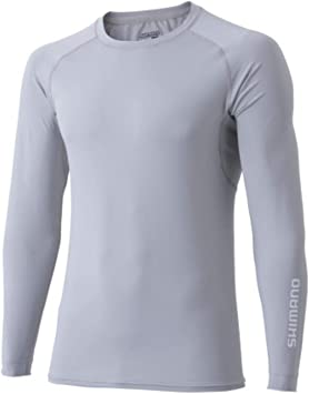 3XL Black Fishing Japan SHIMANO SUN PROTECTION Long Sleeve Shirt IN-061Q 2XL