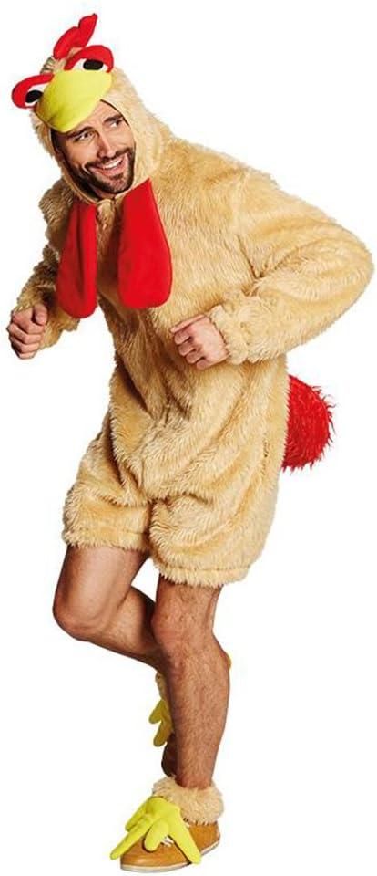 Disfraz gallo pollo licenciatura Gr, s hasta XXL: Amazon.es ...