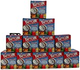 Tattler Reusable Wide Canning Lids and Rubber Rings 12 of 12 Pack