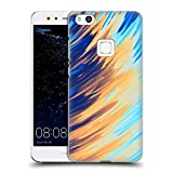 Official Andi Greyscale Two Sides of One Extreme Abstract Marbling Hard Back Case Compatible for Huawei P10 Lite