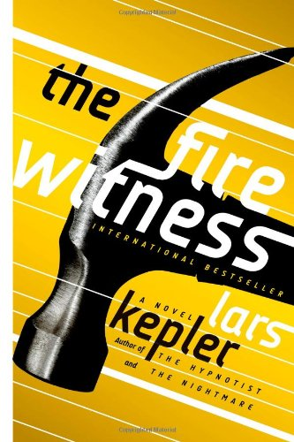 Image of The Fire Witness: A Novel (Detective Inspector Joona Linna)