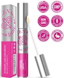 Eyelash Growth Serum,''Wonder Lash and Brow'' by Brazen Babe-Scientifically Proven, Natural Eyelash Serum-Thickens & Lengthens-Great for Both Lashes and Brows