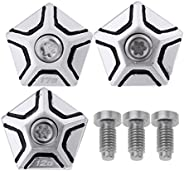 3pcs/Set Golf Weight with Screw Replacement for Cobra King F8 Driver Head Clubs - 7g 12g 17g
