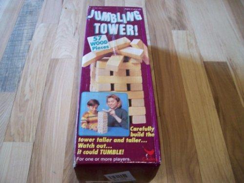 Tumbling Tower - 57 57 - Holz Bausteine 4d1f2c