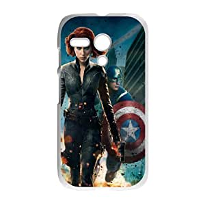 Motorola G Captain America 2 Phone Back Case Customized Art Print Design Hard Shell Protection DF035990