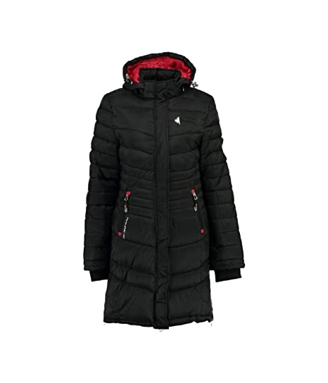 buy good super cute high fashion Canadian Peak - Doudoune Femme Corella Noir-Taille - 1 ...