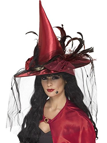 Smiffys Witch Hat -