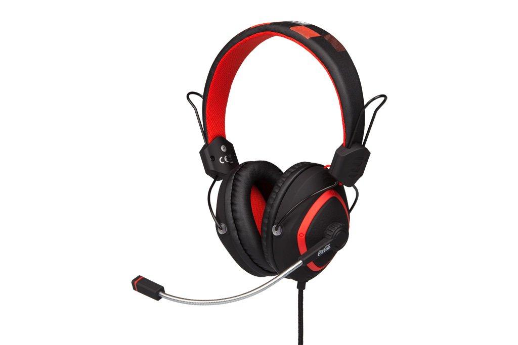 Indeca - Auriculares Multiplataforma Coca-Cola (PlayStation 4): Amazon.es: Videojuegos