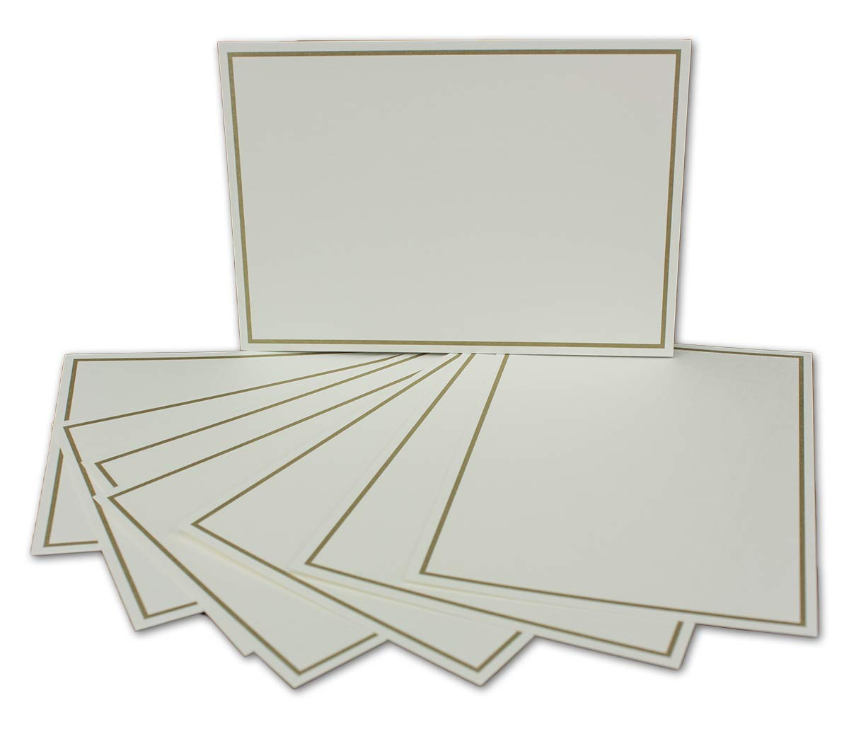 Postkarten-Einfachkarte-DIN Postkarten-Einfachkarte-DIN Postkarten-Einfachkarte-DIN A6-240 g m² - Natur-Weiss-Creme mit Rahmen in Hellblau - 200 Stück - Premium QUALITÄT - 10,5 x 14,8 cm - Ideal für Grußkarten und Einladungen - NEUSER FarbenFroh B07JPDQHCT | Queensland  53c1d1