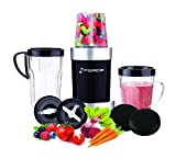 GForce GF-P1546-1121 Mini Blender with Traveling Cups and Lids