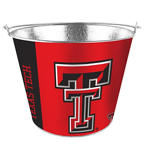 Bucket Tech Ice (Boelter Brands NCAA Texas Tech Red Raiders Hype Bucket)
