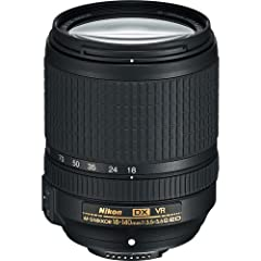 A compact all-in-one lens that's ready for anything. If you're looking for an outstanding grab-and-go lens—the kind you'll keep on your camera for nearly every situation—check out the new AF-S DX NIKKOR 18-140mm f/3.5-5.6G ED VR. Optimized to...